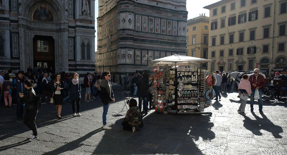 Piazza del Duomo di Firenze