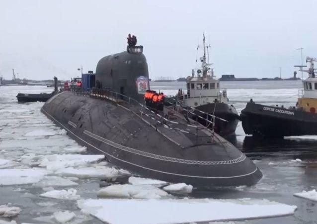 Dimostrati i nuovi sottomarini della Marina militare russa