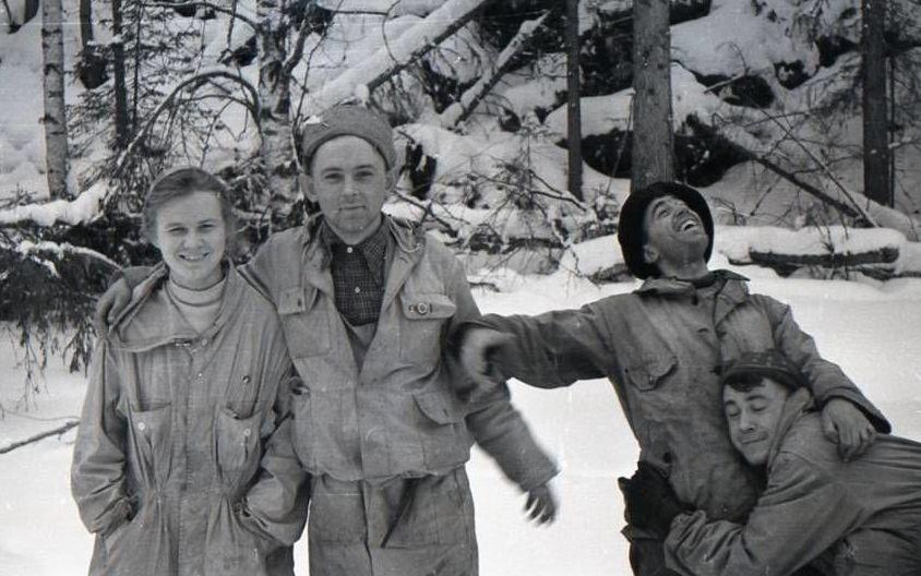 Dubinina, Krivonishenko, Thibeaux-Brignolles e Slobodin
