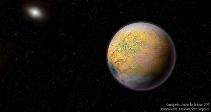 Il pianeta X