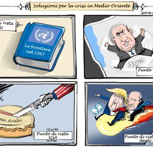 Soluzioni per la crisi in Medio Oriente