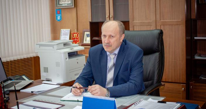 Il direttore generale della società KB Tochmash, Valery Makeev
