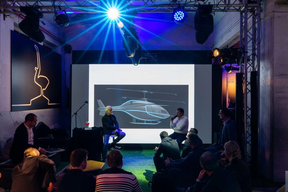 Nicola Guelfo ed Alexandr Okhonko illustrano il progetto alla platea milanese