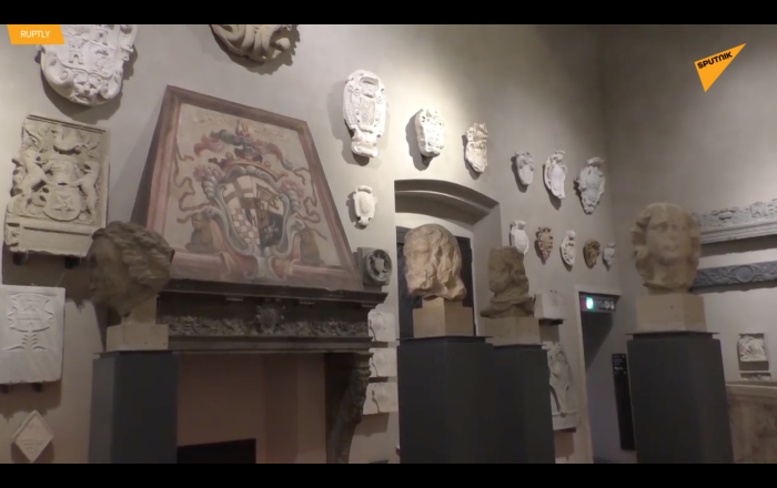 Quattro sculture da Notre-Dame esposte a Torino