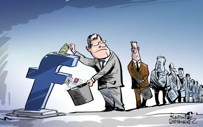 Facebook usava i dati degli utenti per battere la concorrenza
