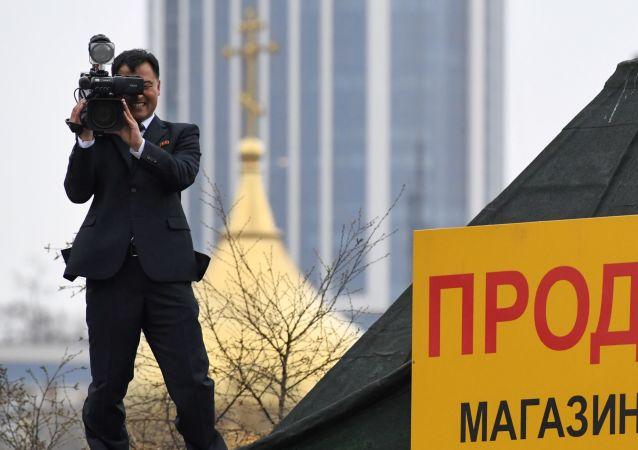 Le foto della visita di Kim in Russia