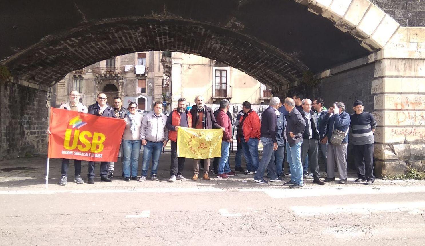 Proteste pescatori in Sicilia