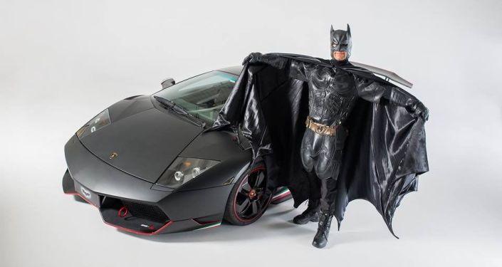 Batman italiano