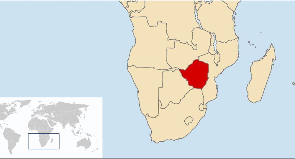 Locazione Zimbawe