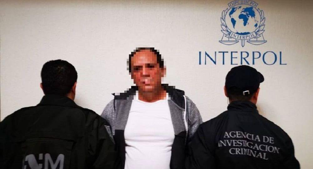 Oliver B. arrestato in Messico