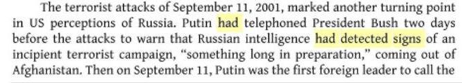 Lo screenshot dal libro di George Bibi