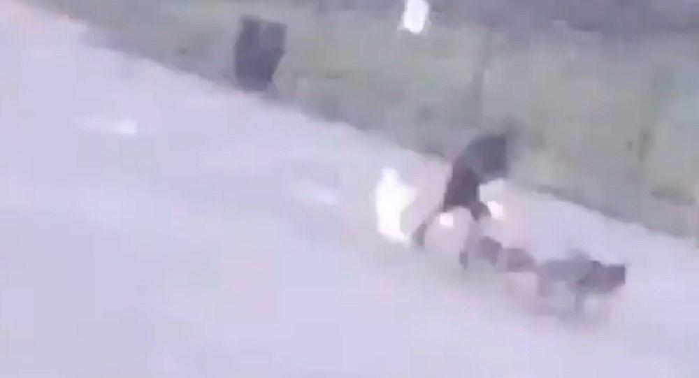 Uomo coplito da un fulmine a Houston