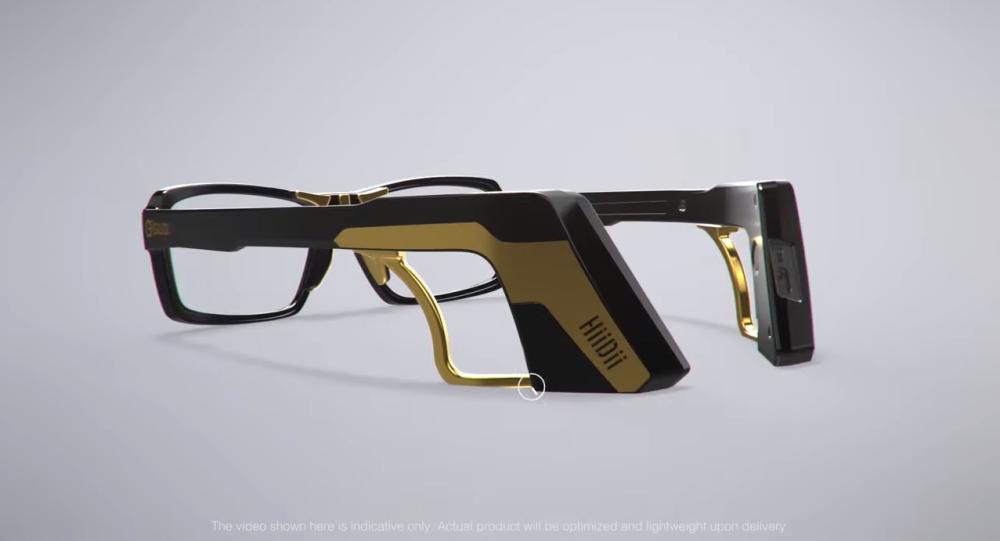 HiiDii Glasses