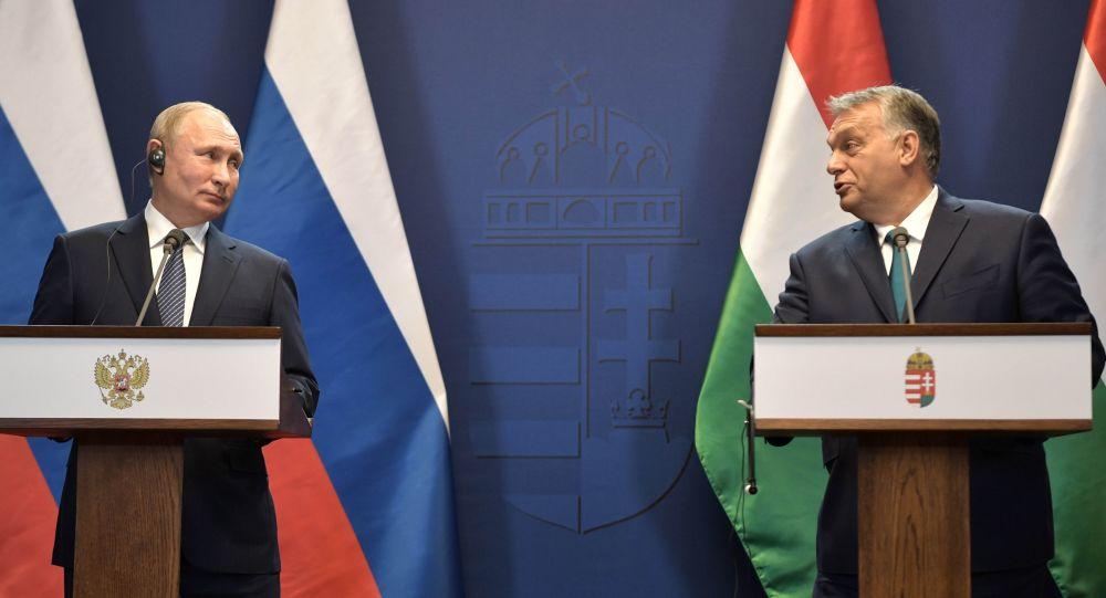Orban incontra Putin a Budapest