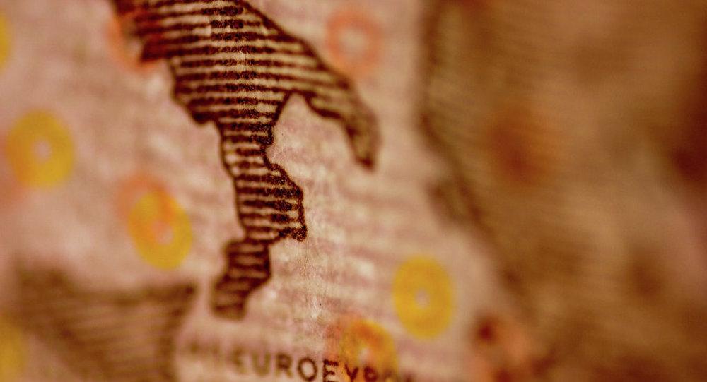 euro con lo Stivale sopra