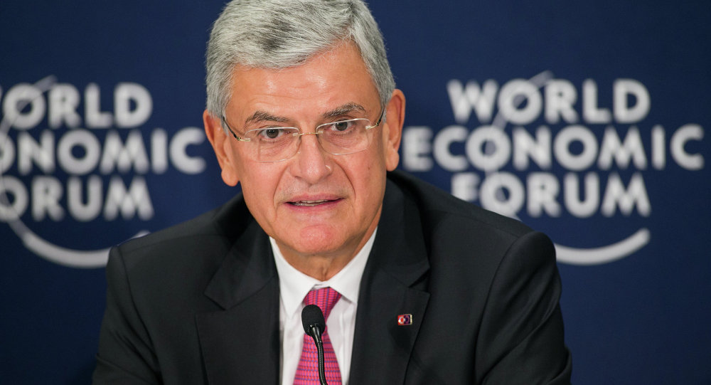 Volkan Bozkir, ministro per gli Affari UE della Turchia