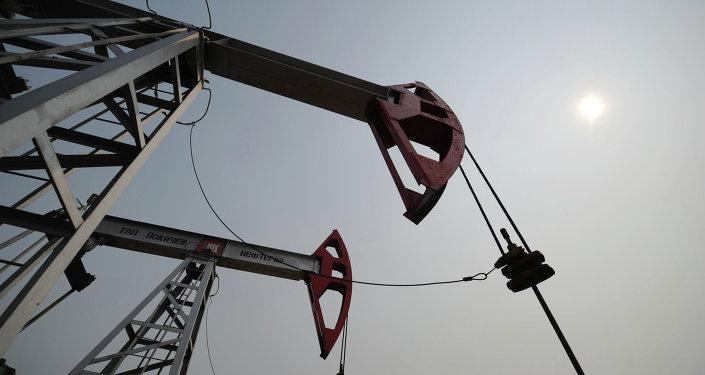 Estrazione di petrolio