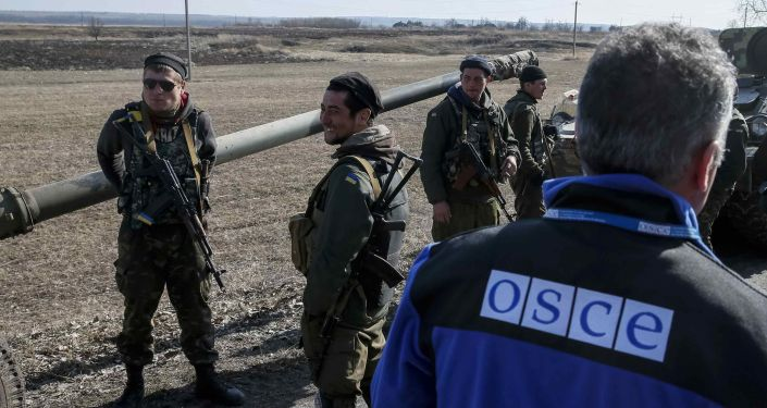 OSCE in Ucraina