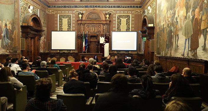 Conferenza sulla guerra in Ucraina presso Università di Macerata