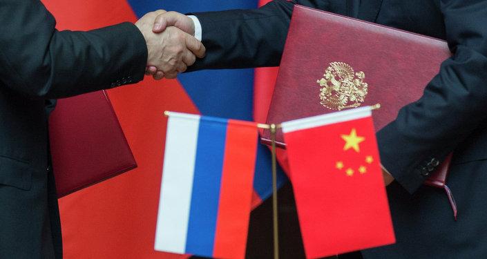 Cooperazione tra Cina e Russia