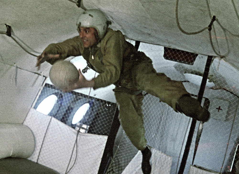 Il cosmonauta Vladimir Komarov