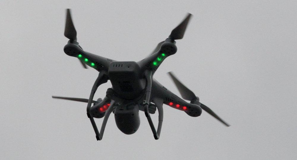 Drone (foto d'archivio)