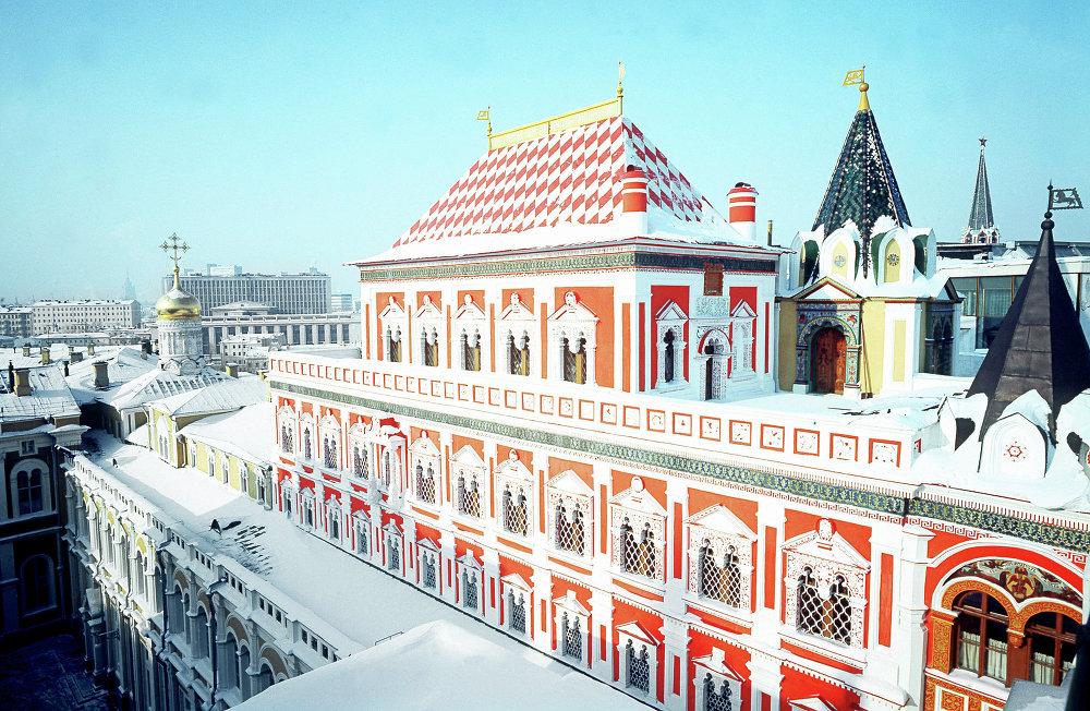 Il palazzo Terem Palace