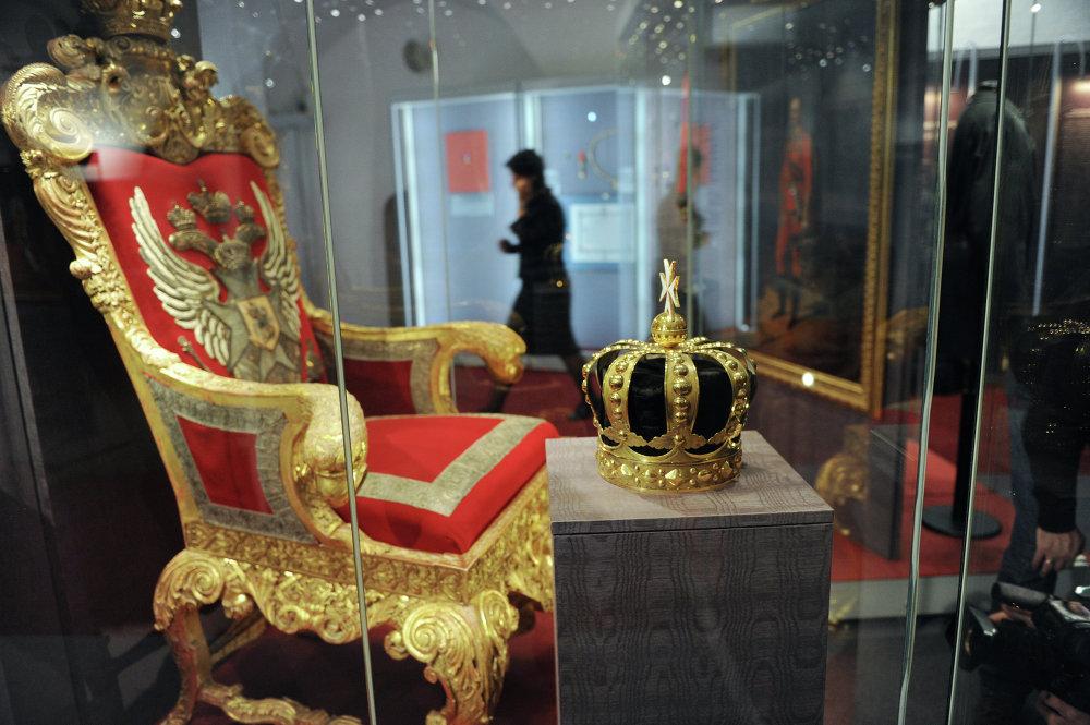 La mostra Cavalieri Sovrani