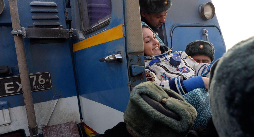 Elena Serova, la prima donna cosmonauta della Russia post-sovietica