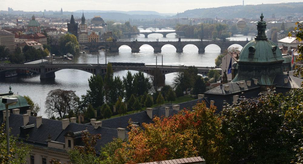 Veduta di Praga