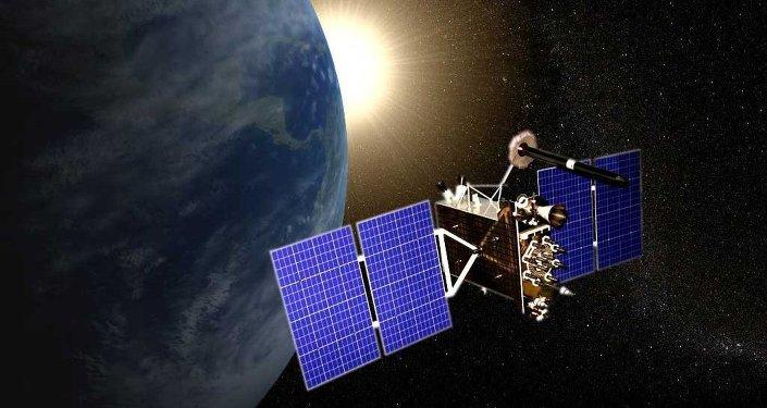 Satellite (foto d'archivio)