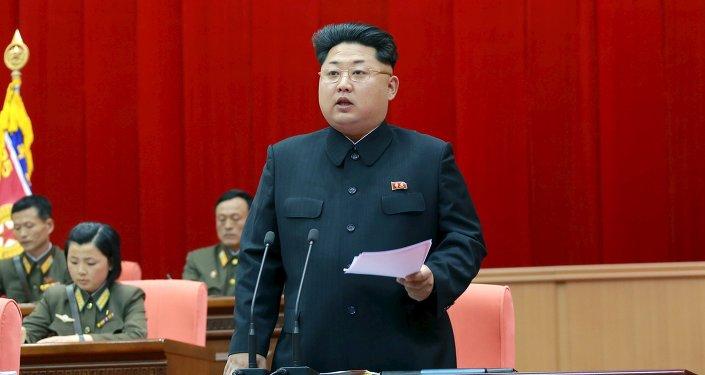 Kim Jong-un, leader della Corea del Nord (foto d'archivio)