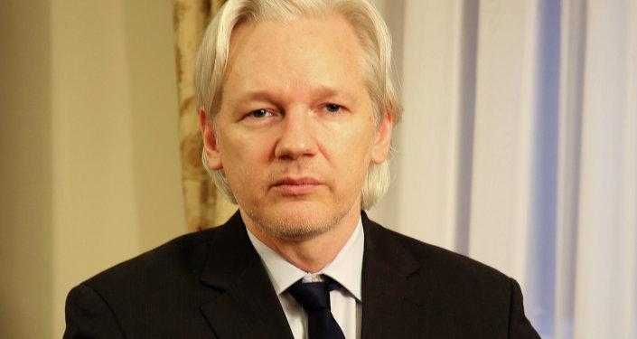 Fondatore di WikiLeaks Julian Assange