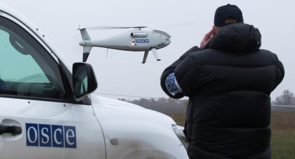 Missione di monitoraggio dell'OSCE nel Donbass