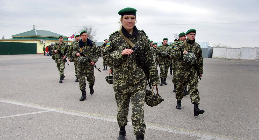 Soldati ucraini, Odessa