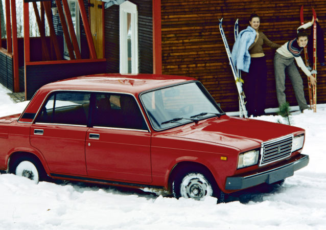 Dalla Fiat 124 alla Lada Zhiguli, 45 anni di strada