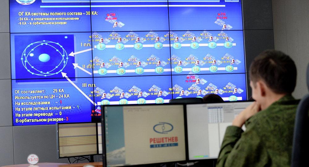 Sistema GLONASS