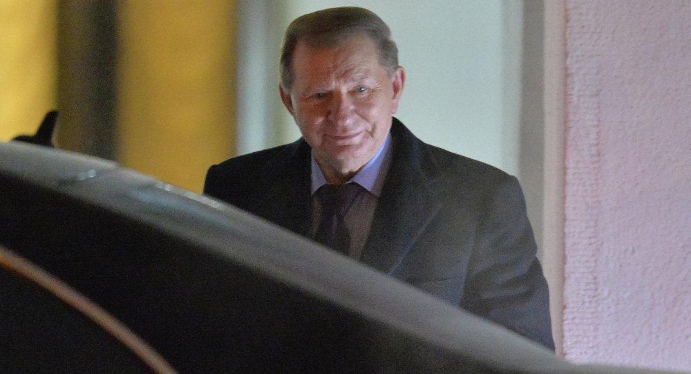 Ex presidente ucraino Leonid Kuchma