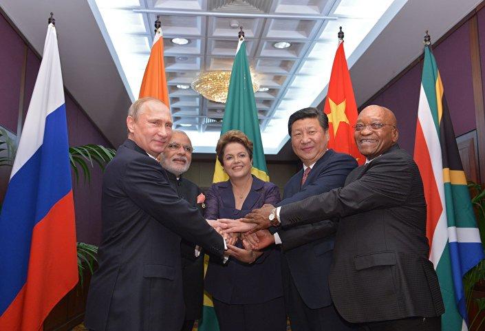 I leader dei paesi Brics