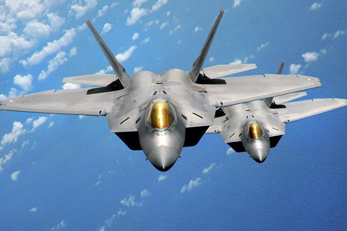F-22 Raptor, un cacciabombardiere di quinta generazione