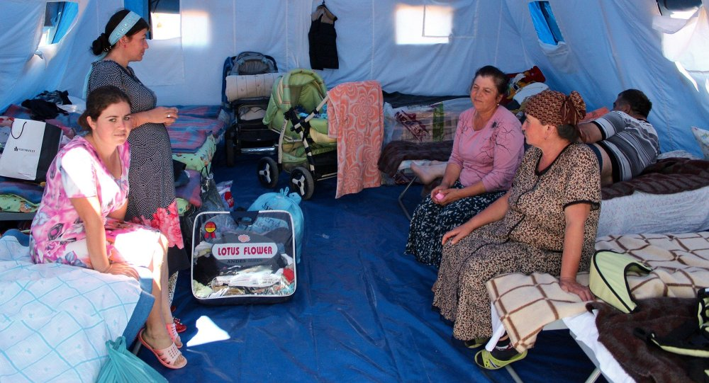 Rifugiati nel Donbass