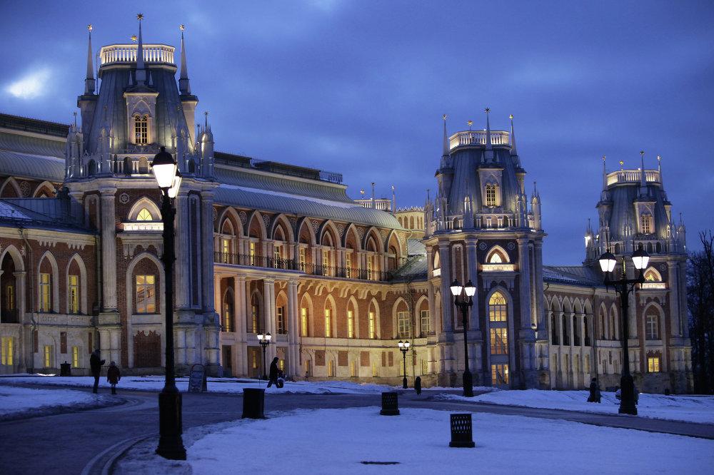 L'architettura gotica russa