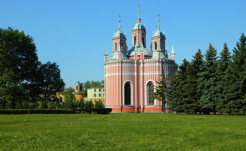 Lo splendore del gotico russo