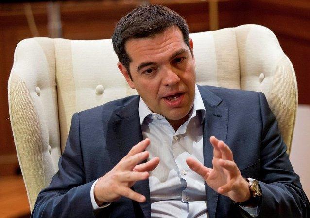 Alexis Tsipras (foto d'archivio)