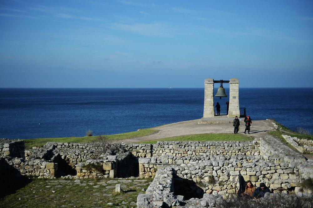 Sebastopoli, il complesso dell'antica colonia greca di Hersones.