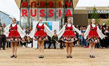 Ballerine russe all'EXPO di Milano il 9 maggio
