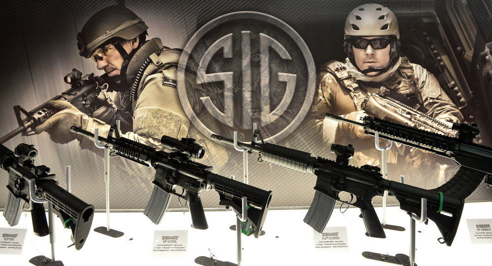 Alla Defence and security Equipment International exhibition
