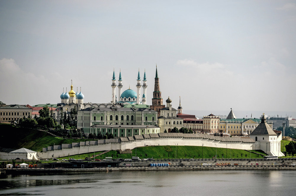 I Cremlini russi, non solo Mosca