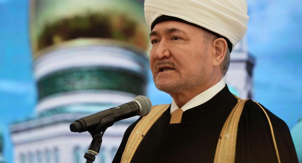 Presidente comunità islamiche della Russia Ravil Gainutdin