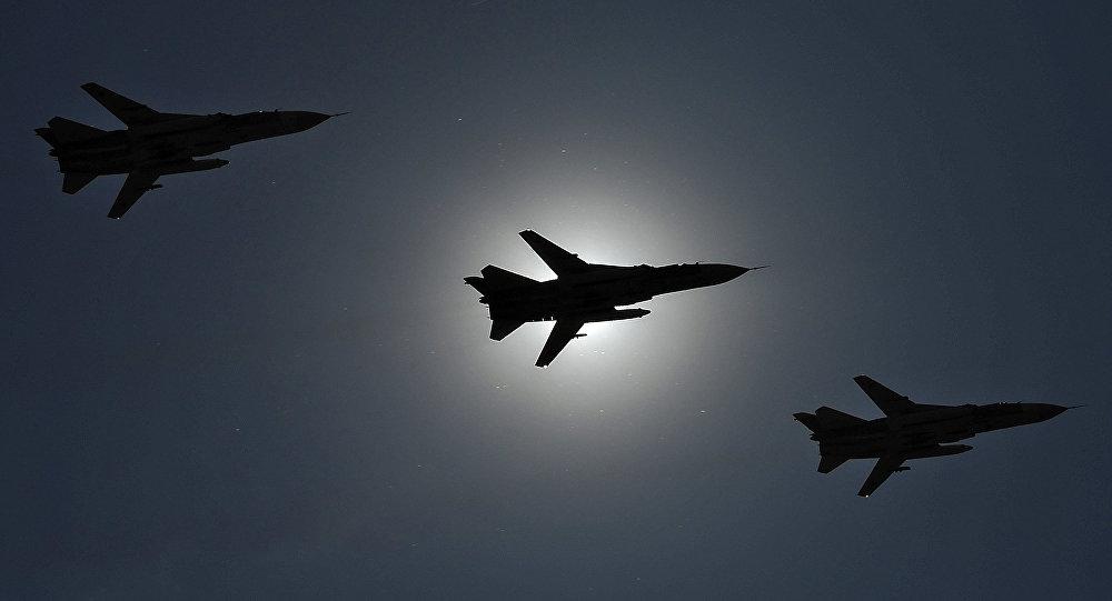 Caccia russi Su-24